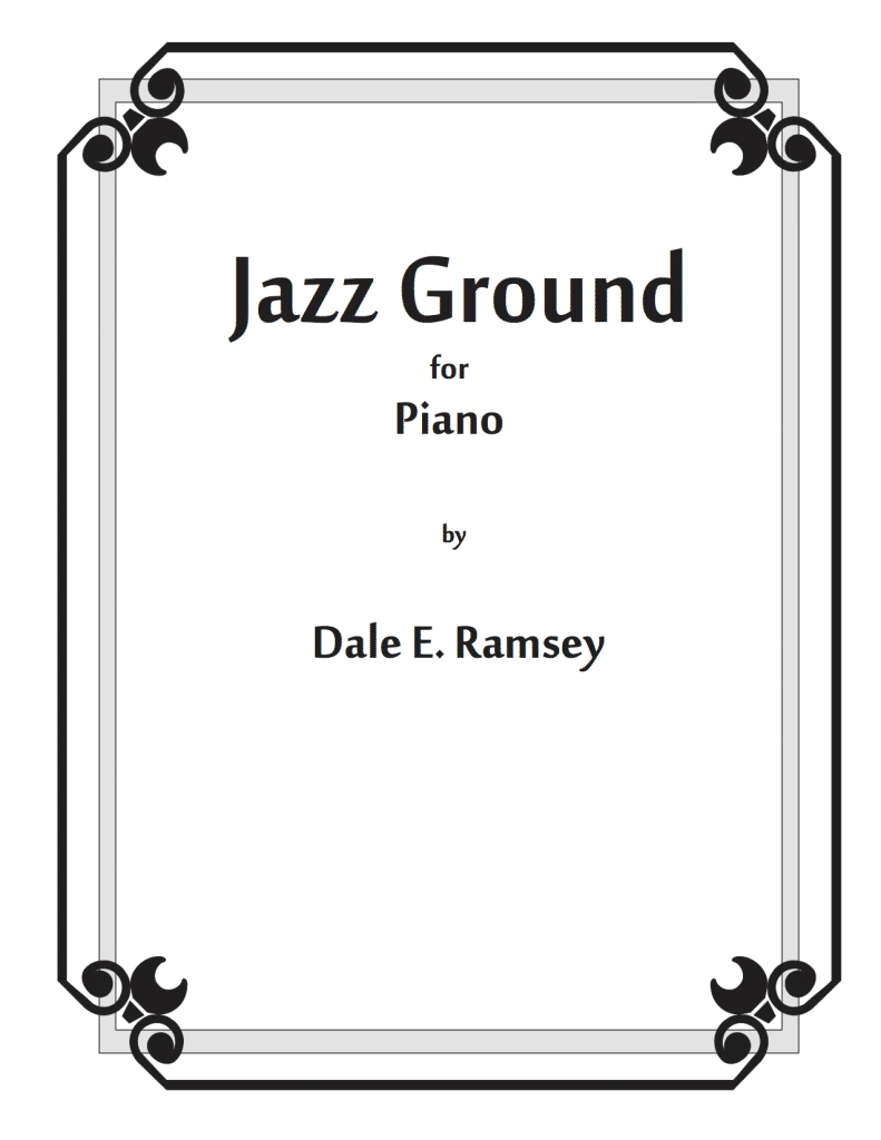 DRY-010 Dale Ramsey Jazz-Ground
