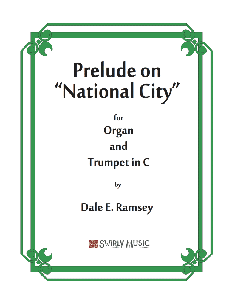 DRY-012 Prelude on National City Organ and Trumpet