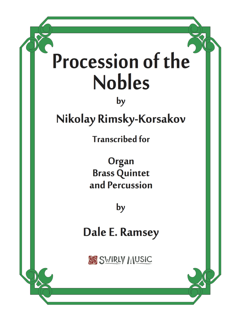 DRY-020 Dale Ramsey Procession of the Nobles