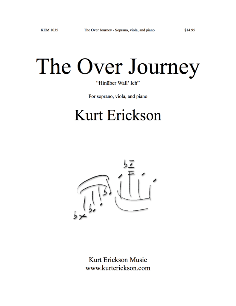 KEM-1035 Kurt Erickson The Over Journey