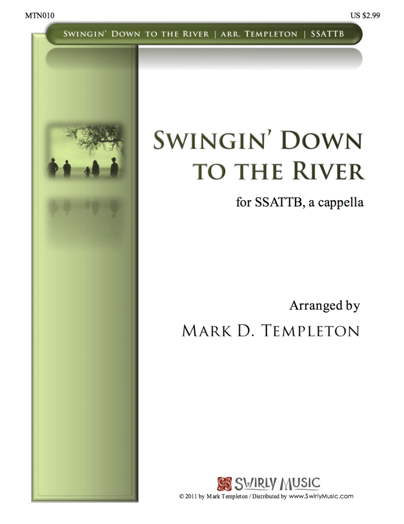 MTN010-Swingin-Down-To-The-River-Mark-Templeton-Swirly-Music