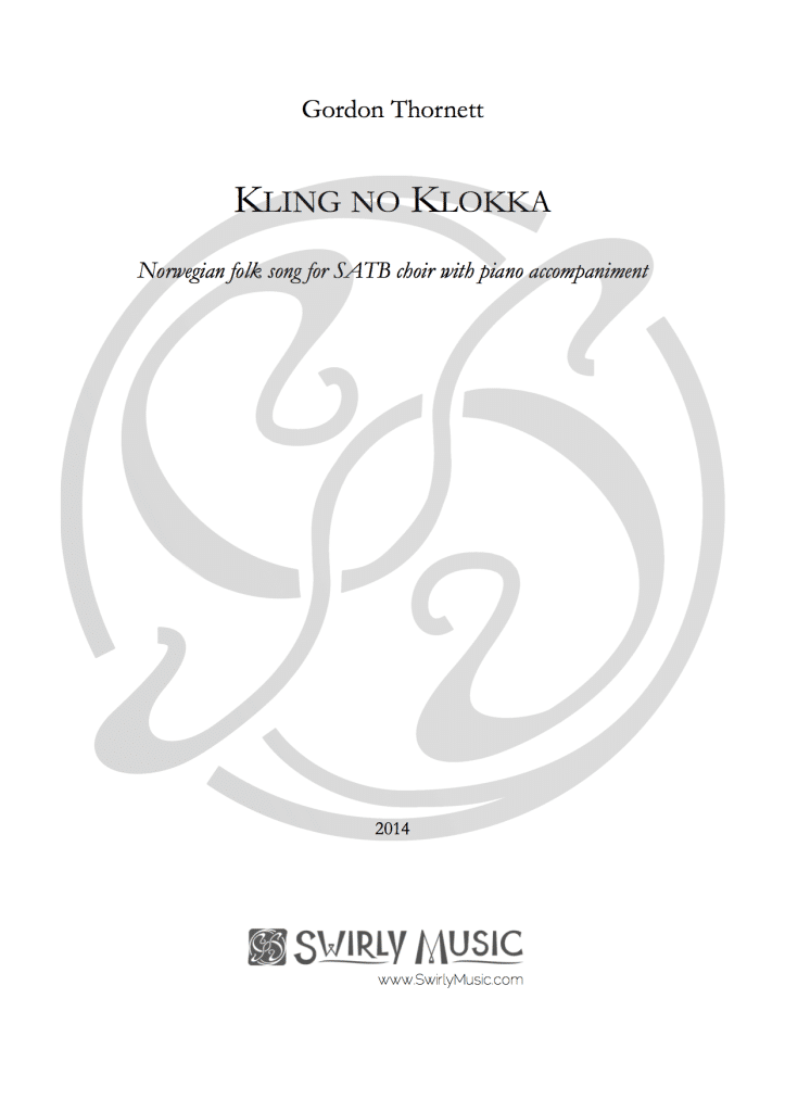 Kling no Klokka cover