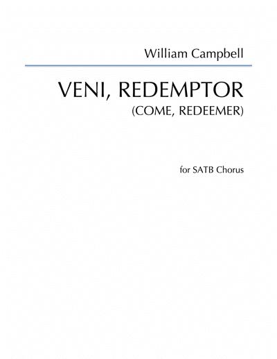WCL-007 William Campbell Veni Redemptor