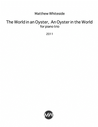MW-0012 The-world-in-an-oyster-an-oyster-in-the-world