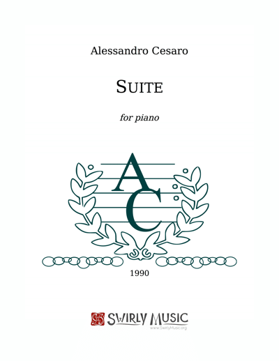 ACO-003 Suite for Piano