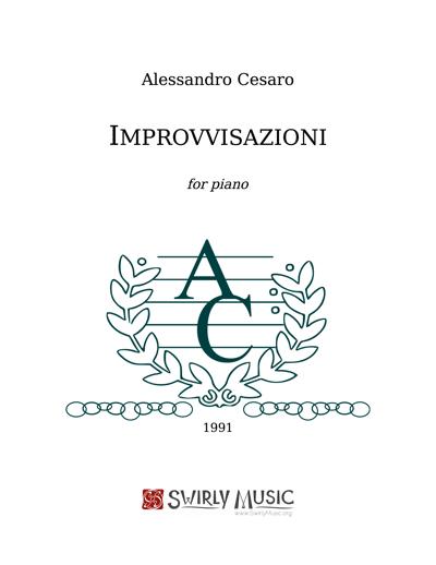 ACO-005 Improvvisazioni