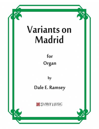 DRY-022 Dale Ramsey Variants on Madrid