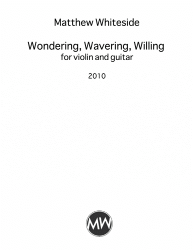MW-0009 Wondering-Wavering-Willing