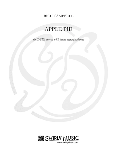 RCL-006 Rich Campbell Apple Pie