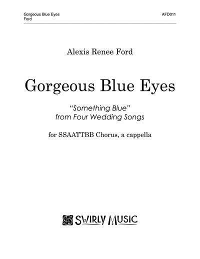 AFD-011 Gorgeous Blue Eyes
