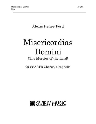 AFD-034 Misericordias Domini