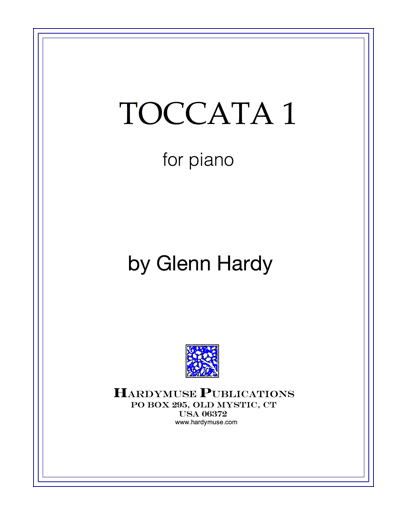 GHY-001 Toccata 1