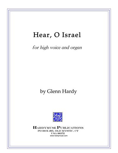 GHY-005 Glenn Hardy Hear-O-Israel