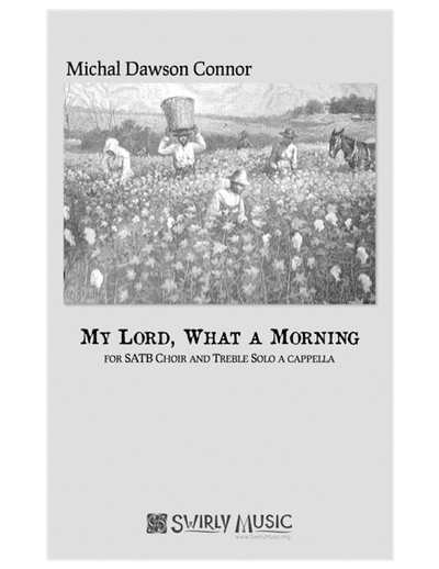 MDC-002 My Lord What a Mornig cover