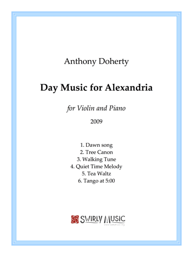 ADY-015 Day-Music-score