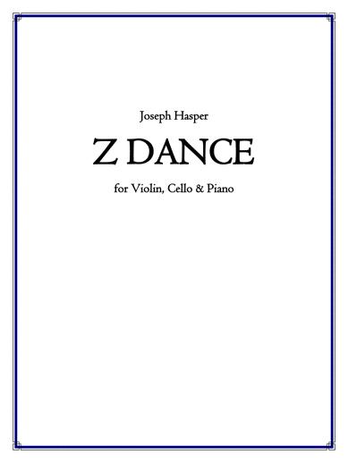 JHR-183 Z Dance score