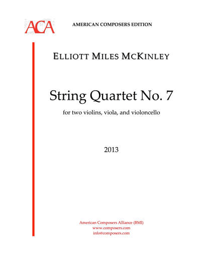 EMY-001 String Quartet 7