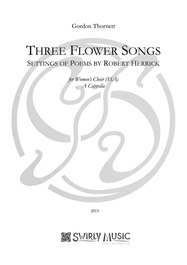 GTT-021 Three Flower Songs