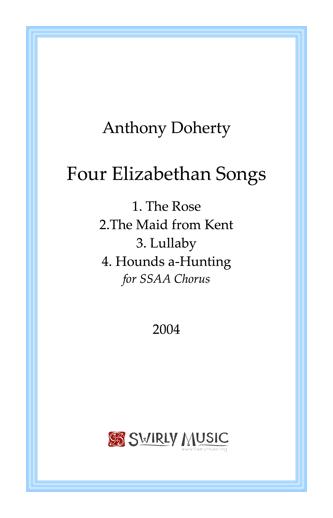 ADY-016 Four Elizabethan Songs
