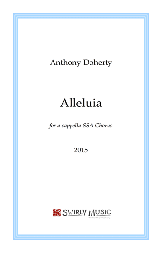 ADY-020 Alleluia