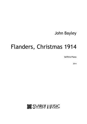JBY-001 Flanders Christmas 1914