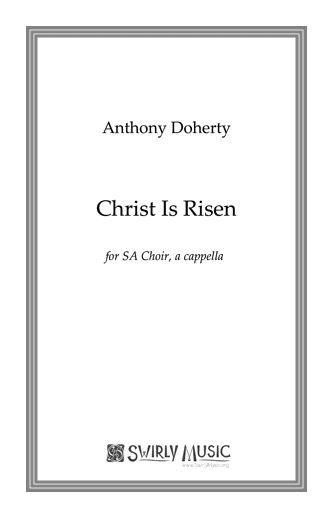 ADY-027 Christ is Risen
