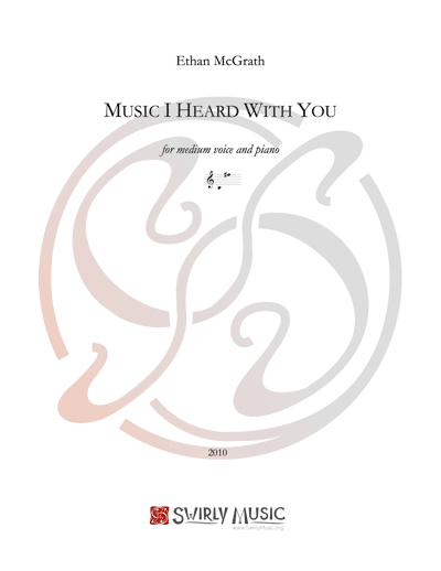 EMH-001 Music-I-heard-with-you
