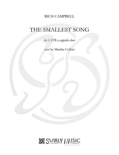 RCL-008 The Smallest Song