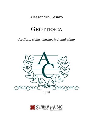 ACO-009 Grottesca score