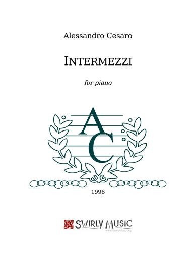 ACO-013 Intermezzi