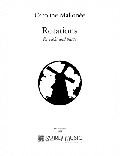 CME-005 Rotations for viola and piano