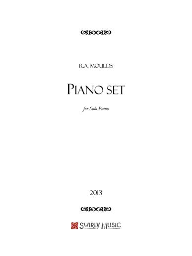 RAM-87 Piano-Set