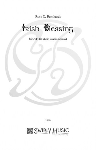 RBT-001 Irish-Blessing