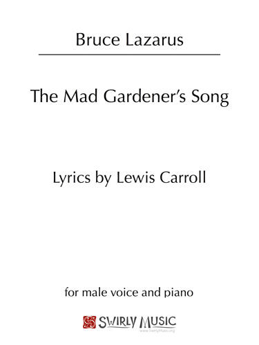 BLS-009b-2 Mad Gardner Song – Male