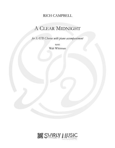 RCL-011 A Clear Midnight