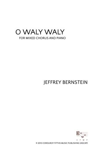 JBN-006 O Waly Waly