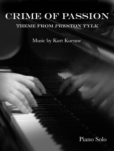 KRK-001 Crime-of-Passion-Piano-Solo