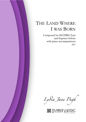 LJP-CC101 Land-Where-I-was-Born
