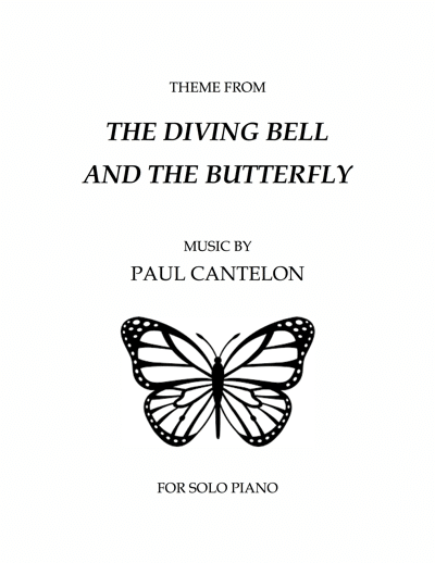 PCN-001 Theme from The Diving Bell and the Butterfly