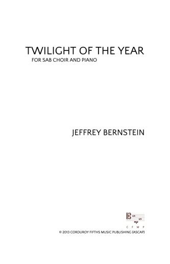 JBN-009 Twilight-Of-The-Year-Octavo