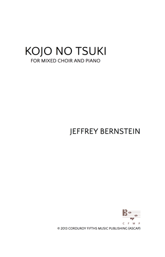 JBN-012 Kojo-No-Tsuki