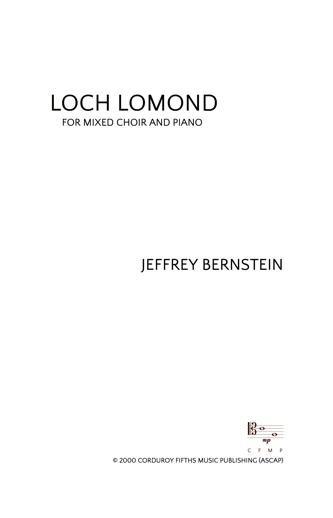 JBN-014 Loch Lomond
