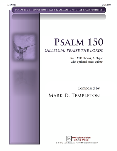 MTN049-Psalm-150-with-organ-Mark-Templeton