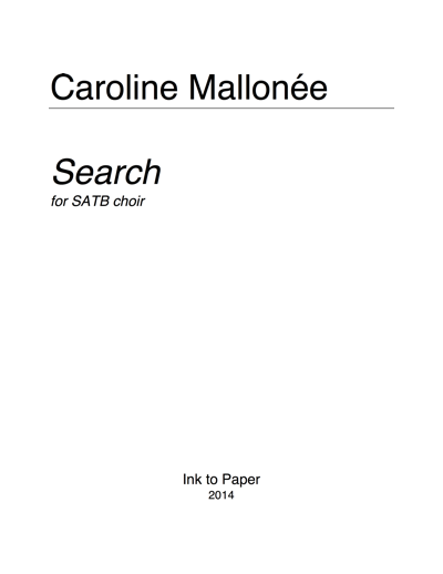 CME-009 Search