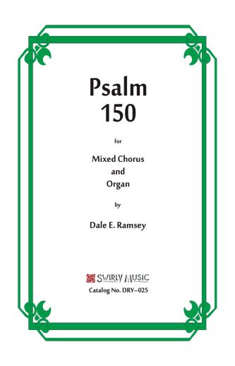 DRY-025 Psalm 150