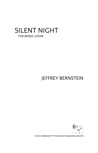 JBN-016 Silent-Night-Octavo