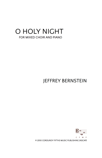 JBN-018 O-Holy-Night-Octavo