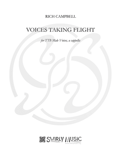 RCL-013 Voices-Taking-Flight