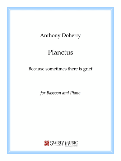 ADY-045 Planctus score