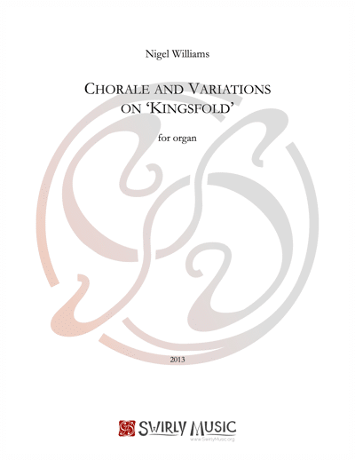 NWS-003 Chorale and variations on Kingsfold